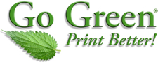 Go Green Print Better 225pix