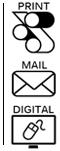Just print-mail-digital logo